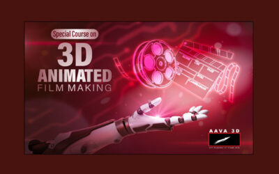 3D Animated film Making
