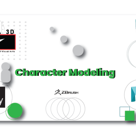 3D Character Animation Modeling