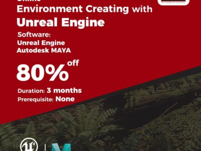 Special Course on Unreal Engine 4